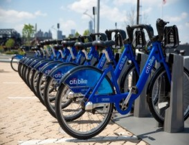 Bike Sharing Gets Into Gear