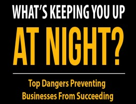 Infographic: Top Dangers Preventing Businesses From Succeeding
