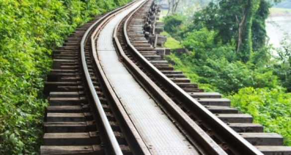 U.S. Rail Intermodal Volumes Surge