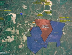 3,000 Acres Available in Greater Richmond, Va.