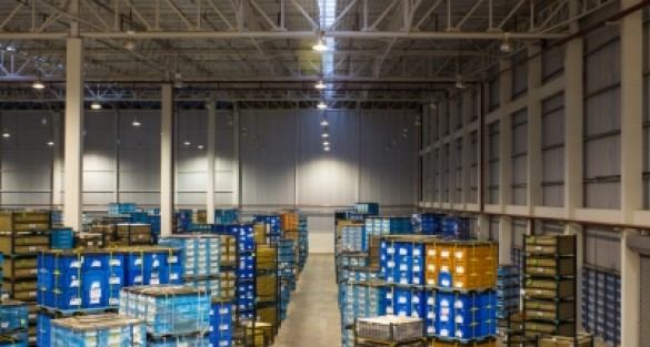 Retailers and E-commerce Battle for Warehouses