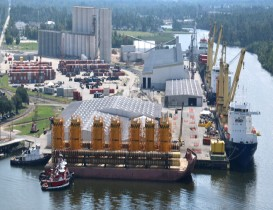 Port of Lake Charles, La., Partners with Panama Canal Authority