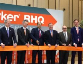 Stryker Corp. Opens European HQ in Amsterdam