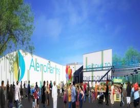 World's Largest Indoor Vertical Farm Planned in Newark, N.J.