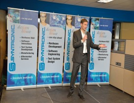 Ottawa, Ontario: Syntronic Opens Its First North American R&D Center