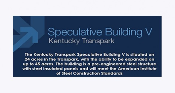 Speculative Building V Kentucky Transpark