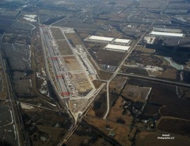 Rail-Served Property Underway at Logistics Park KC