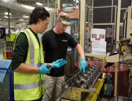 Manufacturing Inspires Youth to Make A Difference