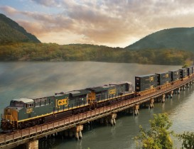 Rail is Vital Link in Supply Chain Strategies