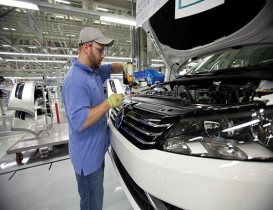 Auto Industry Riding High