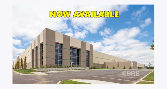 PARK 480 CLASS A DISTRIBUTION FACILITY FOR LEASE