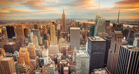 New York: Diverse and Growing Economy