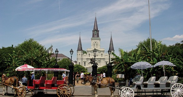 Louisiana: Global Companies, Small Firms & Crawfish
