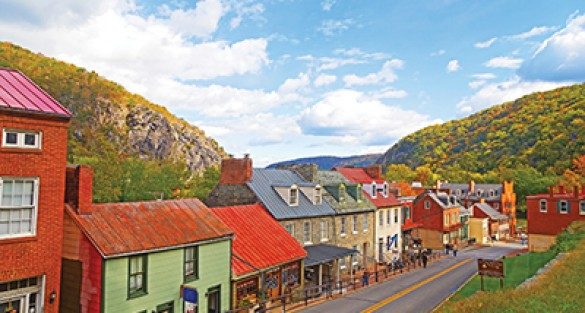 West Virginia: Gateway to Major Metropolitan Areas