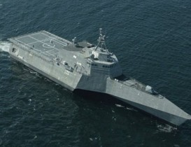 Austal Delivers Sixth Alabama-Built Littoral Combat Ship to U.S. Navy
