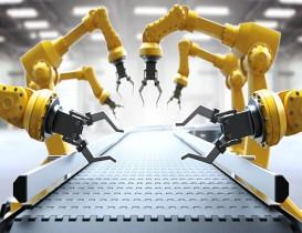Robots Doing Factory Jobs