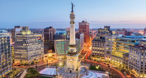 Indiana: Strong Growth in Manufacturing, Logistics & Technology