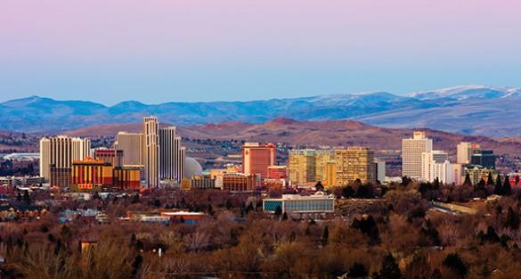 Nevada: Technology Diversifying & Advancing Economy