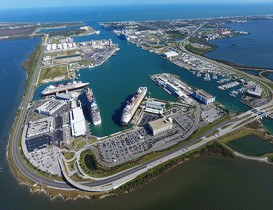 Florida Seaports Report Continued Growth in Cargo and Cruise