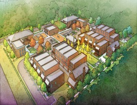 ERC LAUNCHES NEW LIVE-WORK-PLAY DEVELOPMENT AT CHAFFEE CROSSING