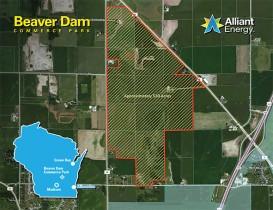 Alliant Energy's New Beaver Dam Commerce Park Announced