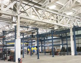 Gorbel Opens Manufacturing Facility In Goodyear, Arizona