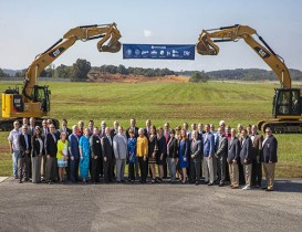 TCAA Celebrates Aerospace Park Groundbreaking