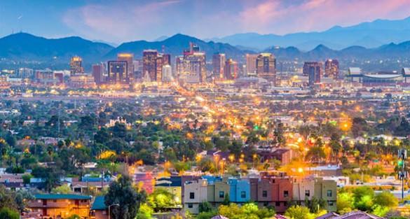 Arizona: Business is Sky High