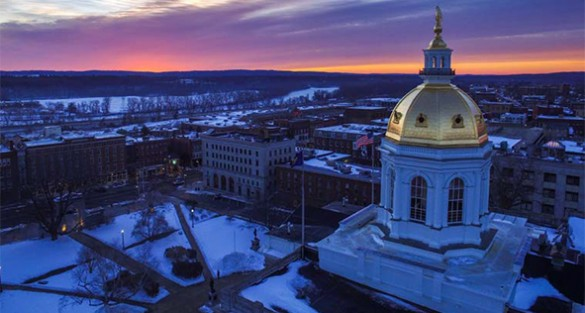 NEW HAMPSHIRE: Accessible, Skilled, Tax Resistant