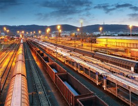 Rail Development Continuing To Be Key To Logistics Infrastructure