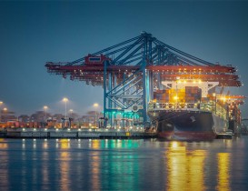 U. S. Seaports Continue Steady Upgrades