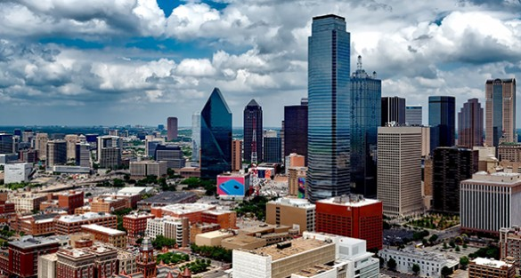 TEXAS ENTERS 2021 AS WORLD'S 9TH LARGEST ECONOMY BY GDP