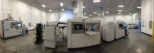 Panoramic view of citim AM's Additive Lab. Photo: citim AM