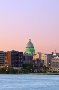 "Wisconsin's capital city, Madison, was recently ranked the ""best place to live in the United States"" by Livability. Photo courtesy of WEDC"