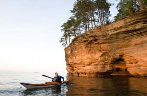 Wisconsin offers a variety of outdoor activities through some of the most scenic landscapes. Photo courtesy of WEDC