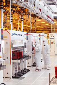 Micron Technology Inc., a provider of computer memory solutions, is located in Manassas. Photo: Micron Technology