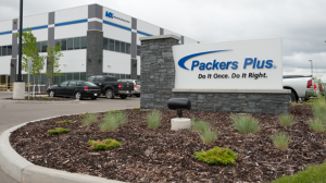 Canada-based Packers Plus Energy will relocate its U.S. headquarters to Tomball's Business and Technology Park. Photo: Packers Plus Energy Services