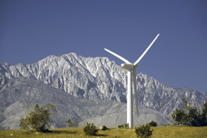 Dillon Wind Power Project in California. Photo: Iberdrola Renewables
