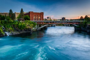 Located on the eastside of the state, Spokane is Washington's second largest city. Spokane is the business, transportation, medical, industrial and cultural hub of the Inland Northwest.