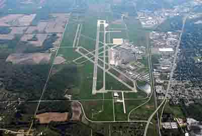 Port Lansing Airport