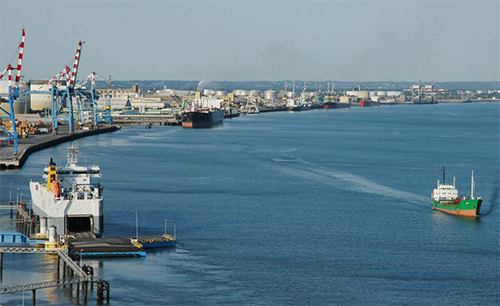 U  S  Seaports Continue Steady Upgrades
