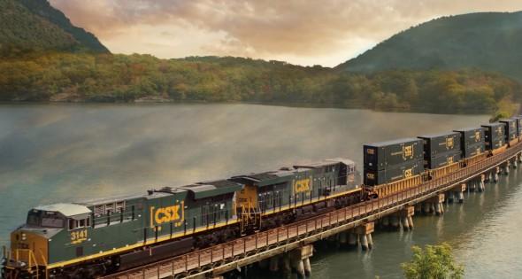 Rail is Vital Link in Supply Chain Strategies