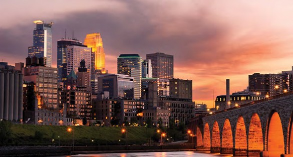 MINNESOTA: FIRST IN FIVE-YEAR BUSINESS SURVIVAL RATE